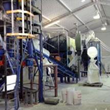 Wollastonite Processing Plant